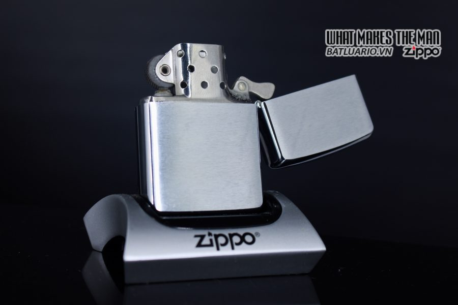 ZIPPO XƯA 1961 – HAMILTON PLUMBING HEATING & ELECTRIC CO 7