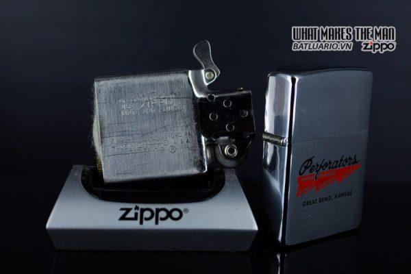 ZIPPO XƯA 1961 – PERFORATORS 4