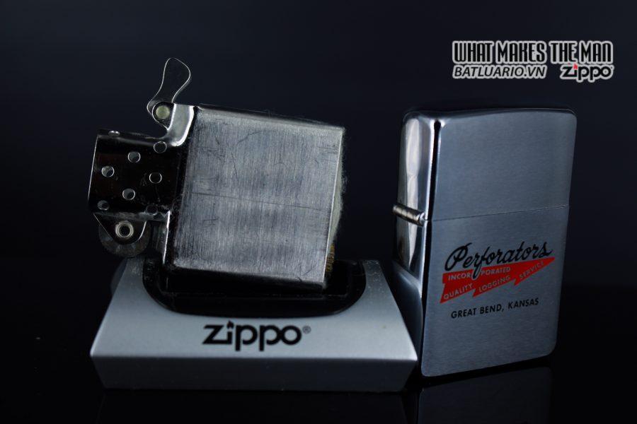 ZIPPO XƯA 1961 – PERFORATORS 5