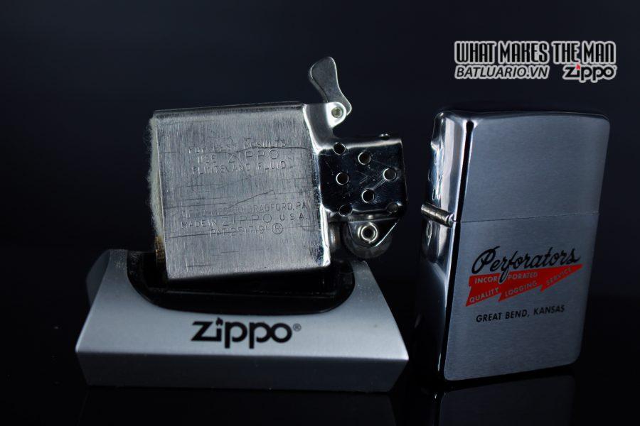 ZIPPO XƯA 1961 – PERFORATORS 6