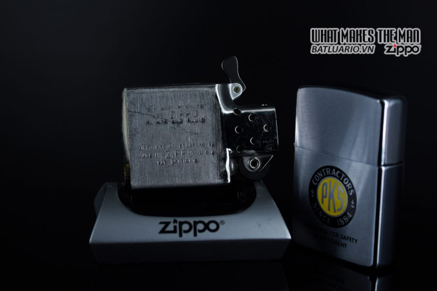 ZIPPO XƯA 1962 – CONTRACTORS SINCE 1884 2