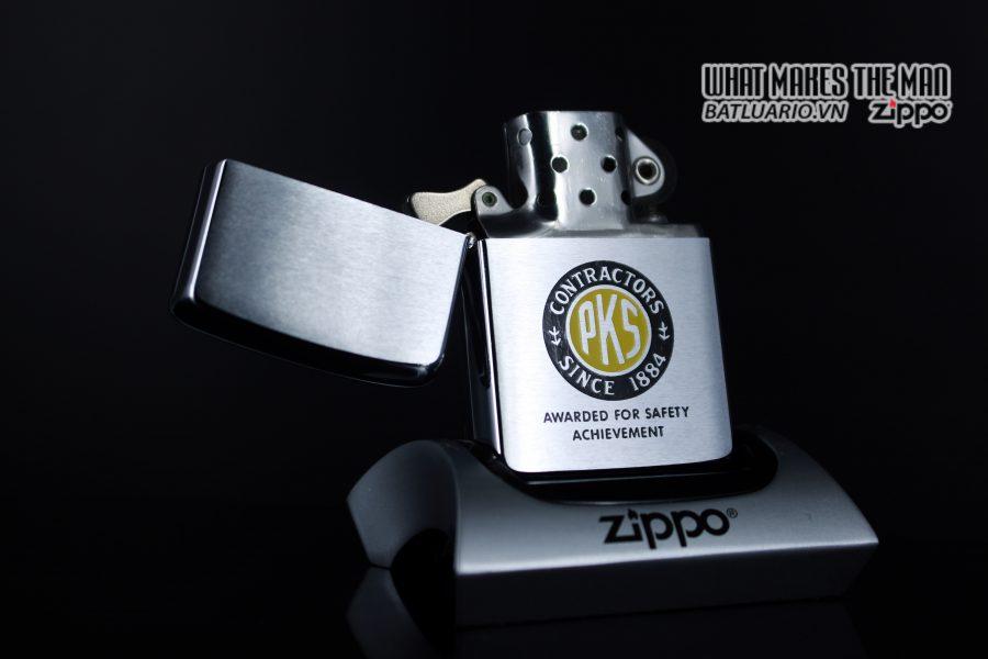 ZIPPO XƯA 1962 – CONTRACTORS SINCE 1884 9