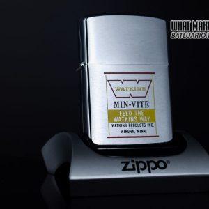 ZIPPO XƯA 1964 – WATKINS