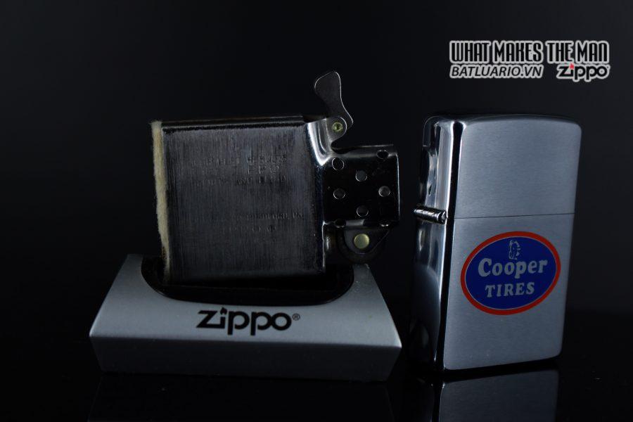 ZIPPO XƯA 1970 – COPPER TIRES 3