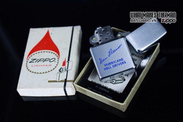 ZIPPO XƯA 1970 – COPPER TIRES 9