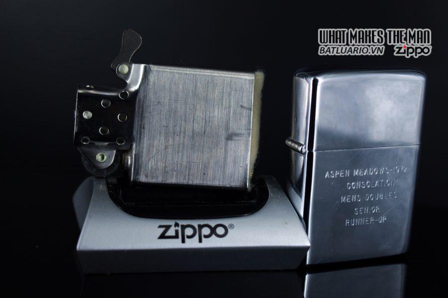 ZIPPO XƯA 1971 – ASPEN MEADOWS 1972 5