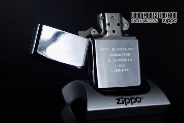 ZIPPO XƯA 1971 – ASPEN MEADOWS 1972 9