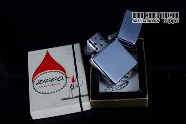 ZIPPO XƯA 1972 – N.C.O. CLUB HILL AIR FORCE BASE UTAH 8