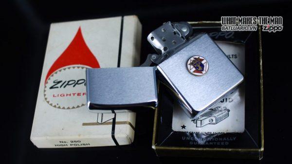 ZIPPO XƯA 1973 – K OF C – KNIGHTS OF COLUMBUS 8