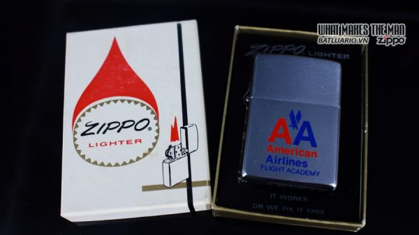 ZIPPO XƯA 1974 – AMERICAN AIRLINES 1