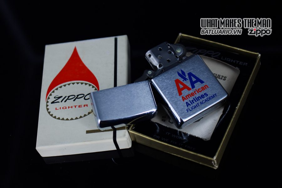 ZIPPO XƯA 1974 – AMERICAN AIRLINES 10