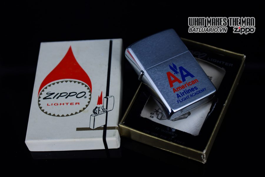 ZIPPO XƯA 1974 – AMERICAN AIRLINES 11