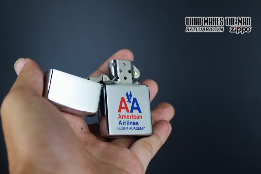 ZIPPO XƯA 1974 – AMERICAN AIRLINES 8