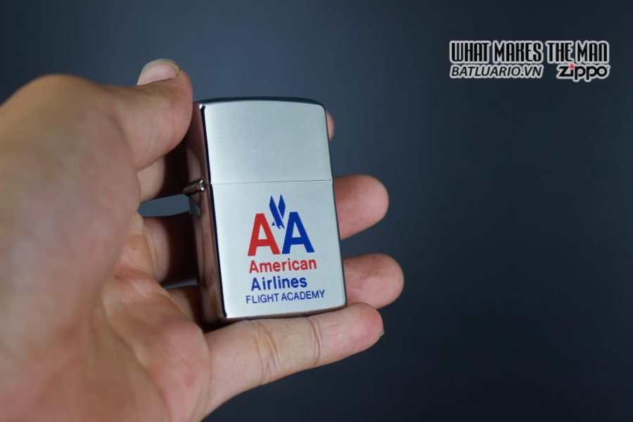 ZIPPO XƯA 1974 – AMERICAN AIRLINES 9