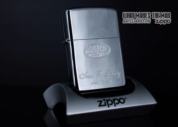 ZIPPO XƯA 1974 – CONSOLIDATED