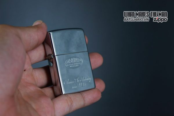 ZIPPO XƯA 1974 – CONSOLIDATED 9