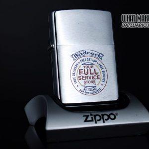 ZIPPO XƯA 1977 – BADCOCK