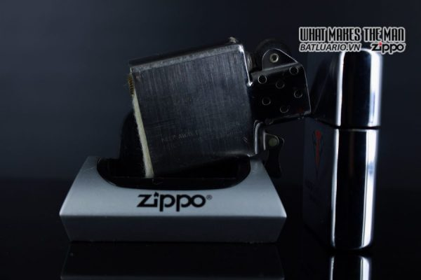ZIPPO XƯA 1980 – RUBBER TYPE SERVICE INCORPORATED 4