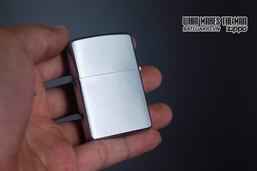 ZIPPO XƯA 1980 – RUBBER TYPE SERVICE INCORPORATED 7