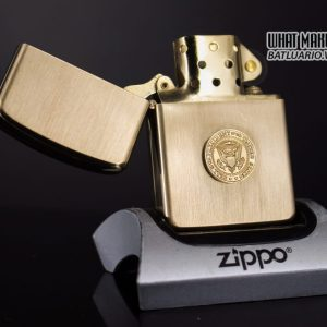 ZIPPO 1960S – 10K GOLD FILLED – LYNDON JOHNSON 1