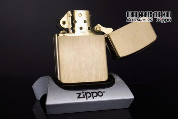 ZIPPO 1960S – 10K GOLD FILLED – LYNDON JOHNSON 11