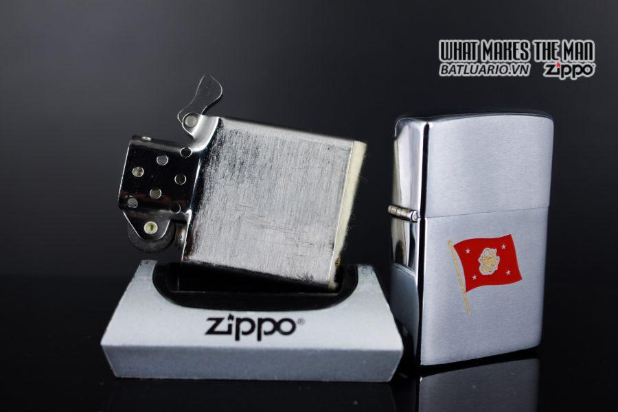 ZIPPO 1983 – SECRETARY OF THE ARMY PRESENTED BY John Otho Marsh Jr 2