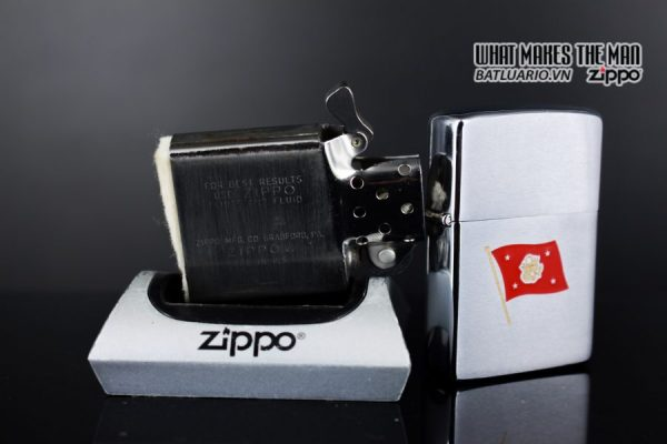 ZIPPO 1983 – SECRETARY OF THE ARMY PRESENTED BY John Otho Marsh Jr 3