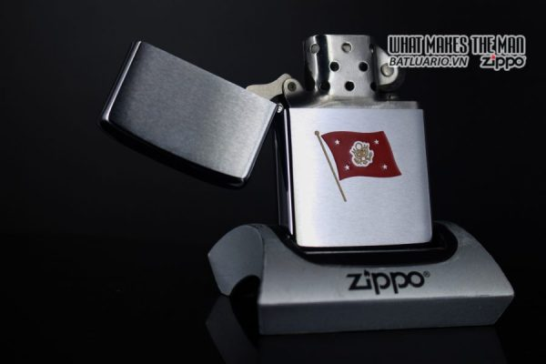 ZIPPO 1983 – SECRETARY OF THE ARMY PRESENTED BY John Otho Marsh Jr 6