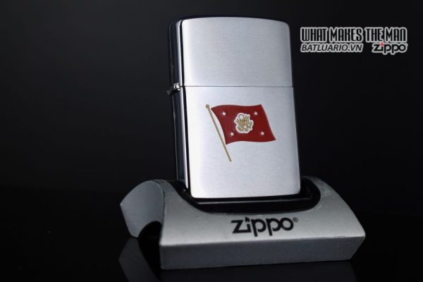 ZIPPO 1983 – SECRETARY OF THE ARMY PRESENTED BY John Otho Marsh Jr