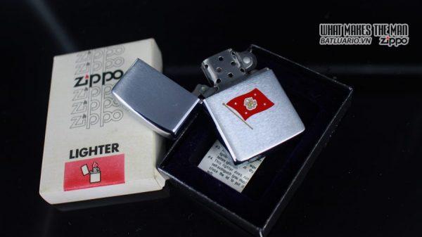 ZIPPO 1983 – SECRETARY OF THE ARMY PRESENTED BY John Otho Marsh Jr 9