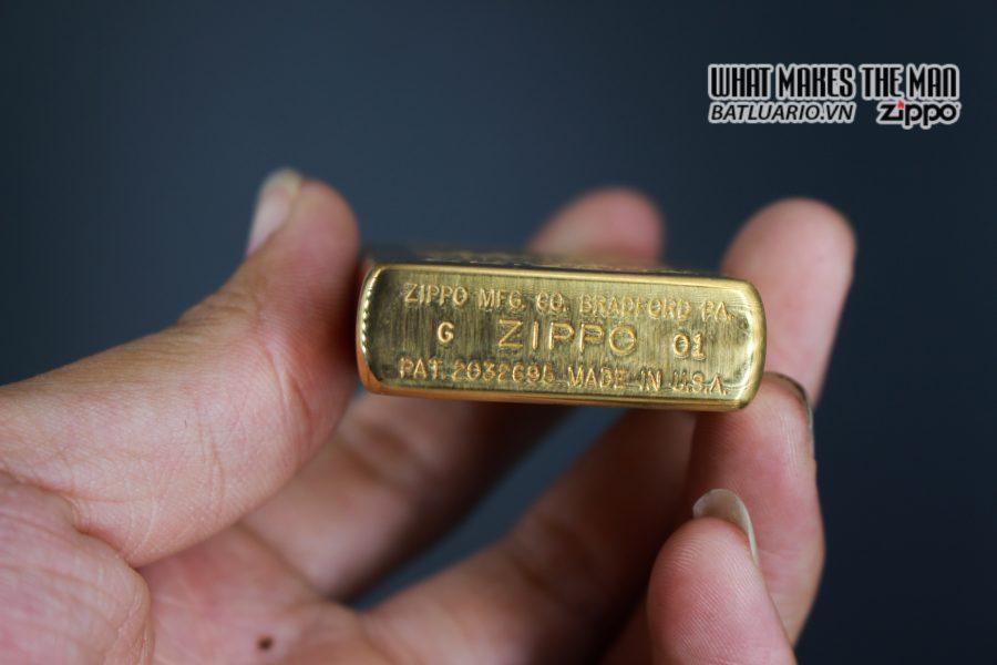 ZIPPO 2001 – ZIPPO RED MESA RODEO MARLBORO LAS CRUZA ARIZONA 4
