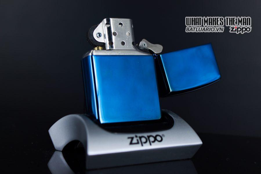 ZIPPO 2008 – CLAUDIO MAZZI FANTASY SAPPHIRE 8