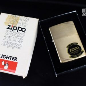 ZIPPO COMMEMORATIVE 1932 – 1982 – 50TH ANNIVERSARY 1