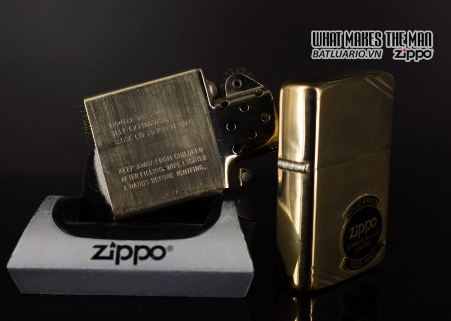 ZIPPO COMMEMORATIVE 1932 – 1982 – 50TH ANNIVERSARY 2