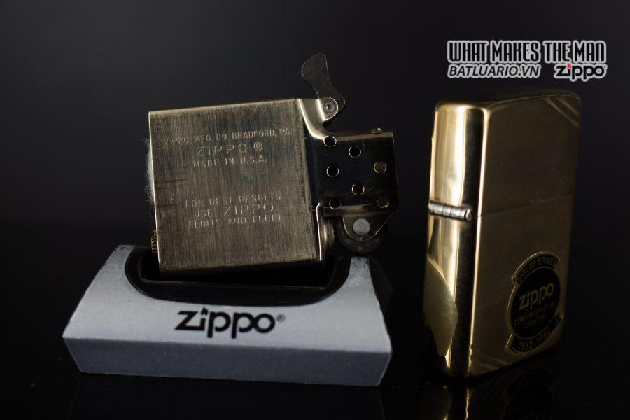 ZIPPO COMMEMORATIVE 1932 – 1982 – 50TH ANNIVERSARY 3