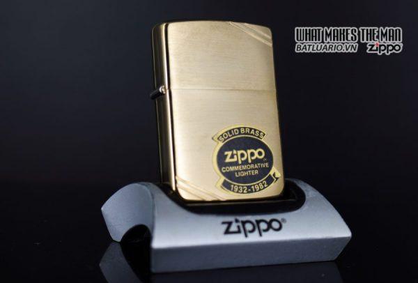 ZIPPO COMMEMORATIVE 1932 – 1982 – 50TH ANNIVERSARY