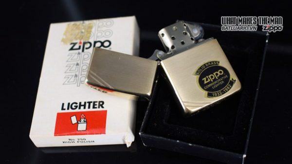 ZIPPO COMMEMORATIVE 1932 – 1982 – 50TH ANNIVERSARY 8