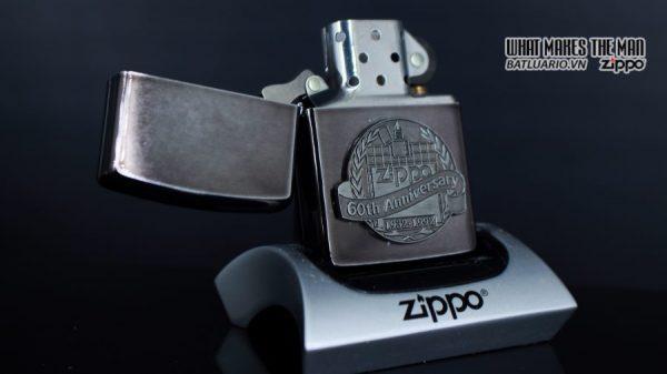 ZIPPO COTY 1992 – 1932 – 1992 – 60TH ANNIVERSARY 2