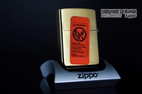 ZIPPO LA MÃ 1993 – BUD LIGHT BEER 4