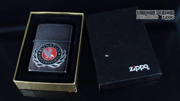 ZIPPO LA MÃ 1994 – WINSTON MOTOR SPORTS 1