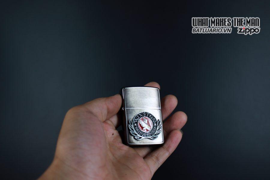 ZIPPO LA MÃ 1994 – WINSTON MOTOR SPORTS 3