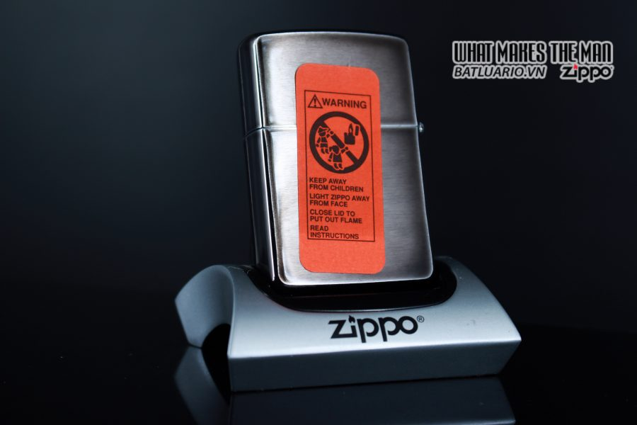 ZIPPO LA MÃ 1994 – WINSTON MOTOR SPORTS 6