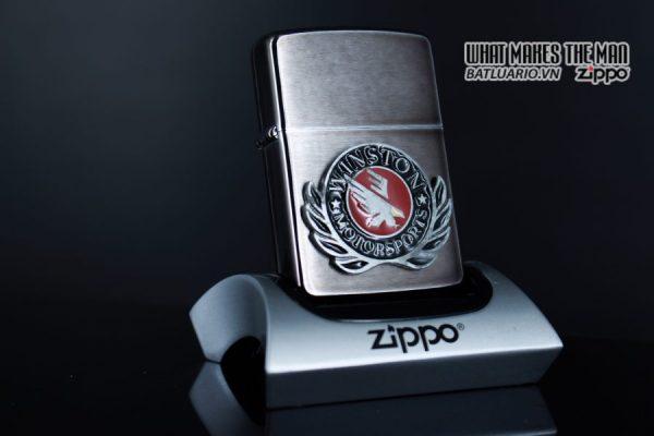 ZIPPO LA MÃ 1994 – WINSTON MOTOR SPORTS