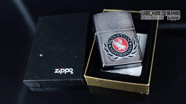 ZIPPO LA MÃ 1994 – WINSTON MOTOR SPORTS 7