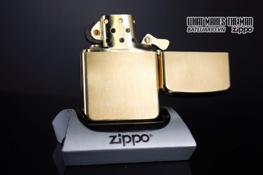 ZIPPO XƯA 1960S – BỌC VÀNG 10K – 10K GOLD FILLED 10
