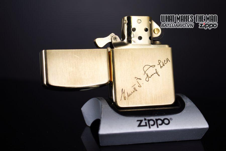 ZIPPO XƯA 1960S – BỌC VÀNG 10K – 10K GOLD FILLED 11