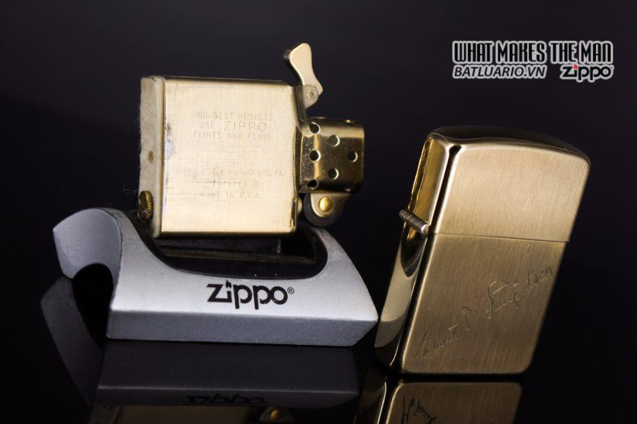 ZIPPO XƯA 1960S – BỌC VÀNG 10K – 10K GOLD FILLED 2