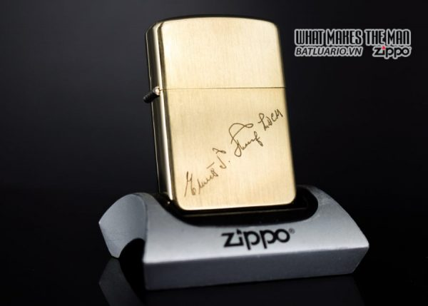 ZIPPO XƯA 1960S – BỌC VÀNG 10K – 10K GOLD FILLED