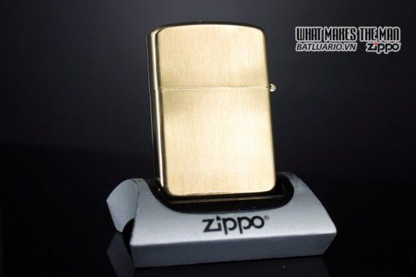 ZIPPO XƯA 1960S – BỌC VÀNG 10K – 10K GOLD FILLED 9