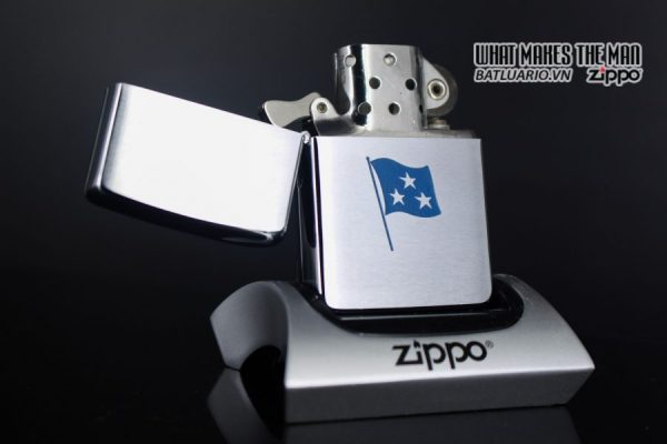 ZIPPO XƯA 1961 – ADMIRAL COMMANDER U.S. NAVY SIXTH FLEET PRESATION 6